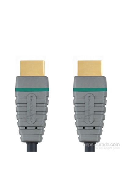 Bandridge BCL2312 HDMI - HDMI 2m Ethernet High Speed Altın Kaplama Kablo