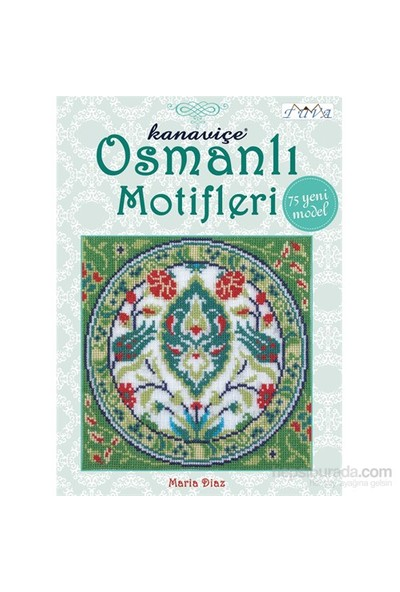Kanaviçe Osmanlı Motifleri - Maria Diaz