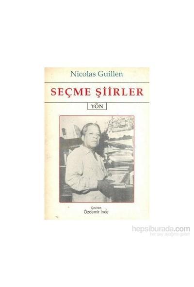 Seçme Şiirler-Nicolas Guillen