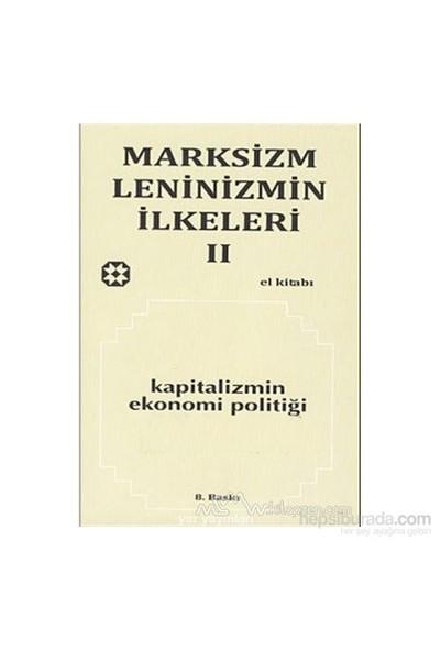 Marksizm, Leninizmin İlkeleri Cilt: 2 Kapitalizmin Ekonomi Politiği-Kolektif