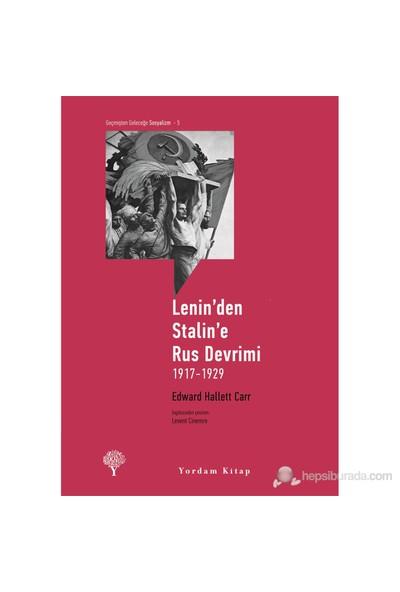 Lenin'den Stalin'e Rus Devrimi 1917-1929