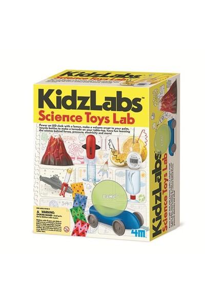 4M Bilim Oyuncakları Laboratuarı