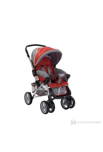 Sunny Baby 735 Star Bebek Arabası / Kırmızı