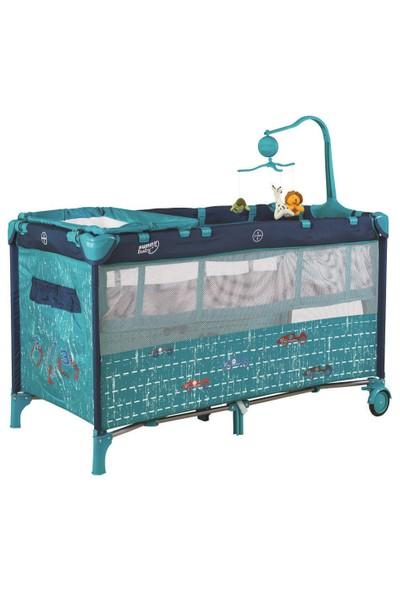 Sunny Baby 624 Siesta Oyun Parkı - Mavi