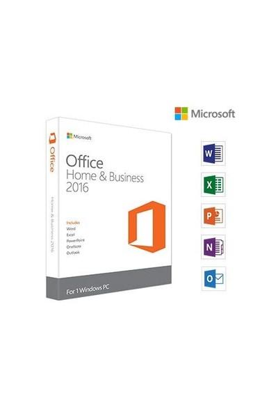 Office Ev Ve İş 2016 İngilizce