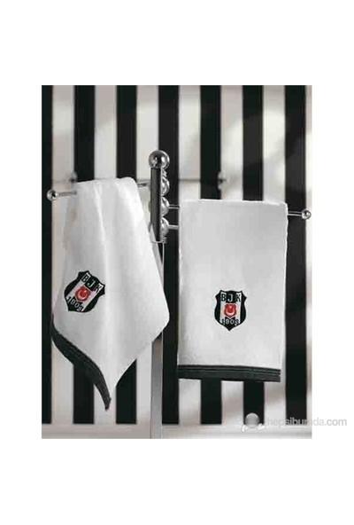 Taç Beşiktaş 70X140 Banyo Havlusu