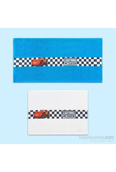 Cars Süblime Baskılı Havlu Seti