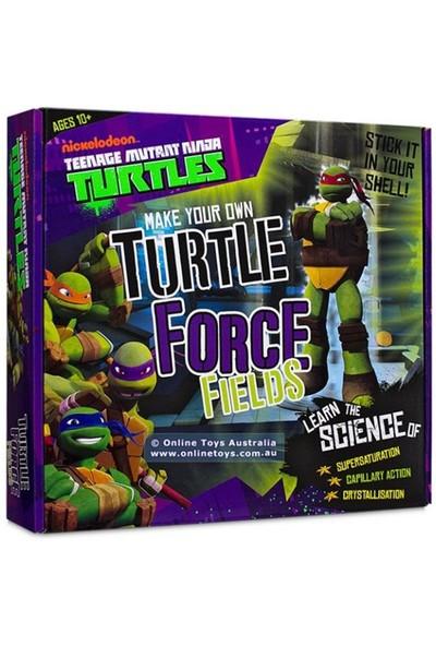 Wild Science Ninja Turtles Roketleyicisi