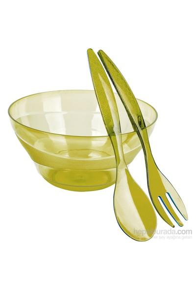 Bager Safir Salata Kasesi - Yeşil