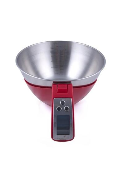 Esse Professeur Cup Scale Kırmızı