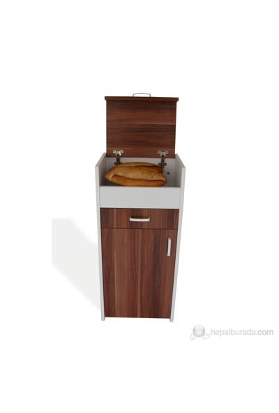 Ekmek Dolabı Erik-Beyaz