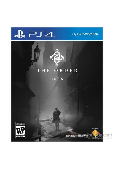 The Order 1886 PS4 Oyun