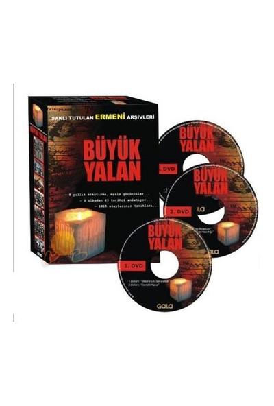 Büyük Yalan (6 Bölüm 3 DVD)