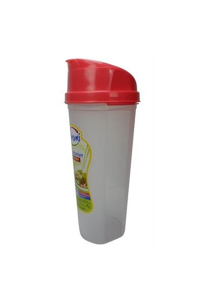 Aroni Plastik Sıvı Yağdanlık 750 Ml.
