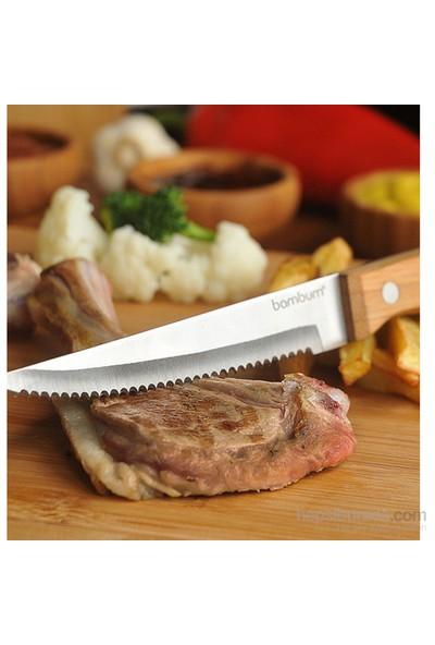 Bambum Yukon - Steak Bıçağı