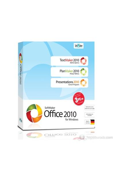 SoftMaker Office 2010 3 Kullanıcı Office Yazılımı