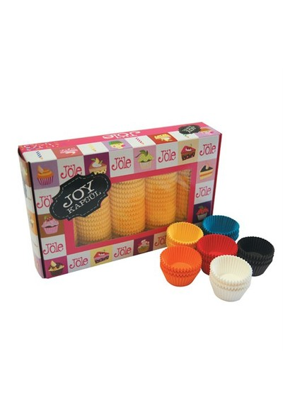 Joy Kapsül Pasta Kapsülü Renkli No 0