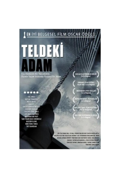 Man On Wire (Teldeki Adam)