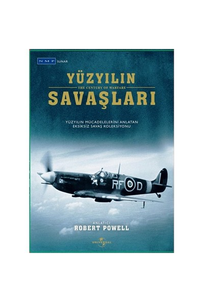 The Century of Warfare (Yüzyılın Savaşları) 8 Dvd Set