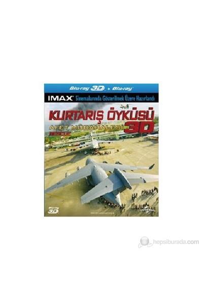 Rescue 3D (Kurtarış Öyküsü 3D) (Blu-Ray Disc)