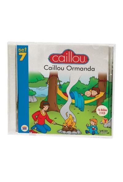 Caillou Ormanda (16 Bölüm 2 VCD)