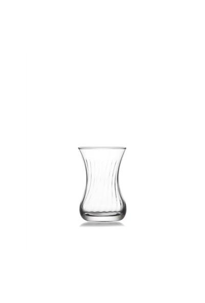 Lav Demet Çay Bardağı 6'Lı