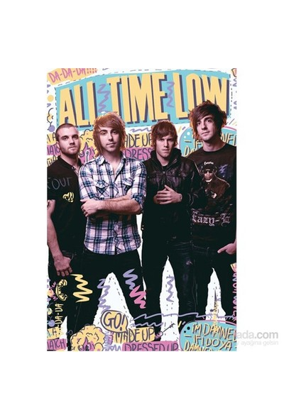 All Time Low Portrait Maxi Poster