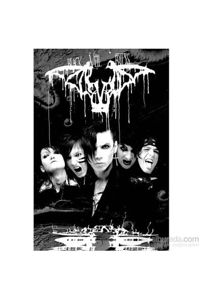 Black Veil Brides Darkest Maxi Poster