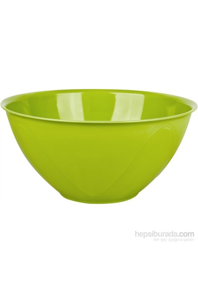 Bager Yonca 3 No Yuvarlak Kase - 1500 Ml - Yeşil