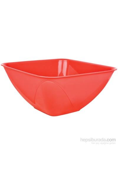Bager Yonca 5 No Kare Kase - 5000 Ml - Kırmızı