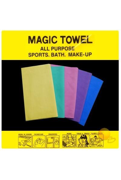 Magic Towel Sihirli Bez (5 Li Set )