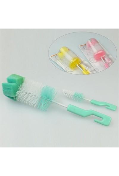 Buffer Biberon Temizleme Fırça Seti