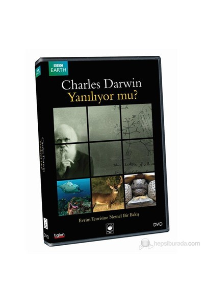 What Darwin Didn't Know (Charles Darwin Yanılıyor Mu?) (DVD)