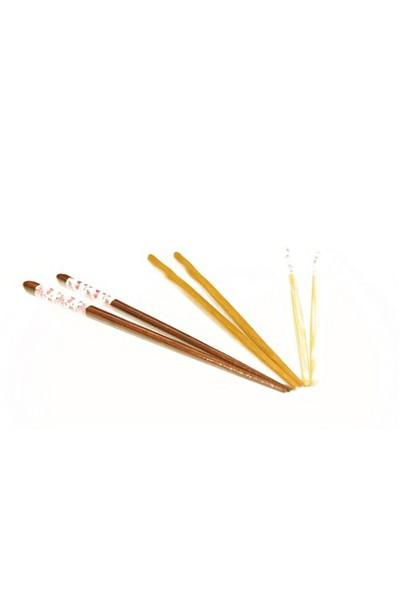 Bambum - Fettucini - 5 Çift Chopstick