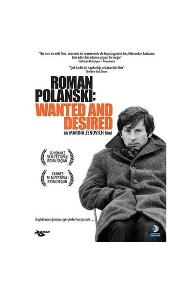 Roman Polanski: Wanted And Desired (Roman Polanski: Aranan Adam)