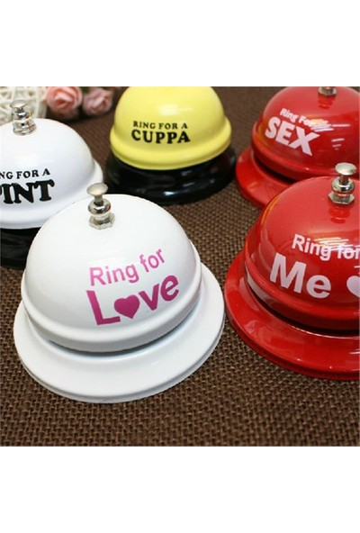 LoveQ Tasarım Resepsiyon Zili-Ring For Love (Aşk Zamanı)