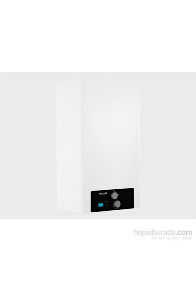 Arçelik 8100 Hş Lcd Ekranlı Fanlı Hermetik Compact Şofben