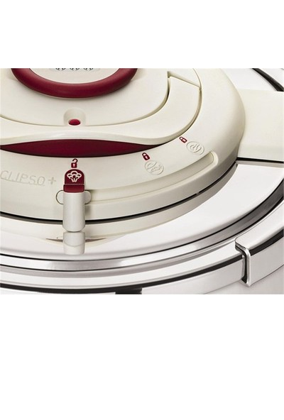Tefal Clipso Plus Precision 4,5 Litre Düdüklü Tencere - 1500438731