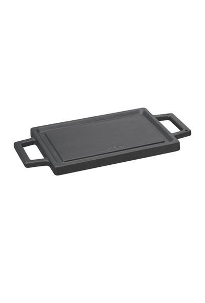 Lava Hot Plate, Dikdörtgen, 22X15cm.