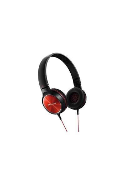Pioneer SE-MJ522-R Kırmızı Kulaküstü Kulaklık
