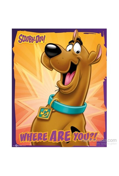 Scooby Doo Scooby Mini Poster