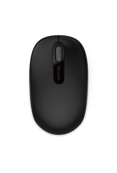 Microsoft Mobile 1850 Kablosuz Siyah Mouse (U7Z-00003)