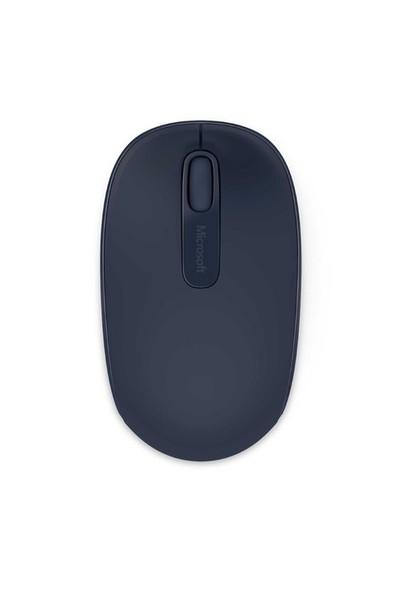 Microsoft Mobile 1850 Kablosuz Mavi Mouse (U7Z-00013)