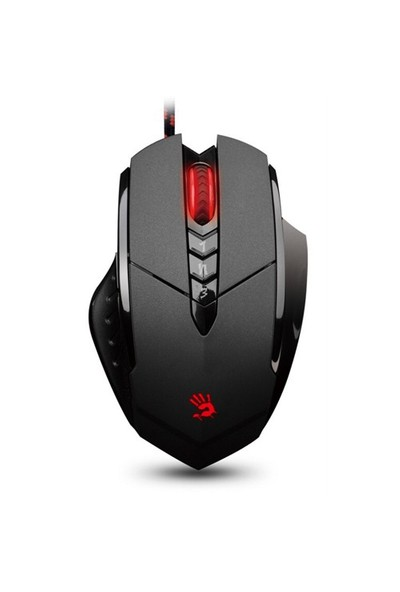 Bloody V7MA HD Optik Core3 Aktif Metal Ayak 3200CPI Oyuncu Mouse