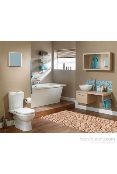 OMAK® Banyo Kaymaz Yolluk 65 x 45 cm