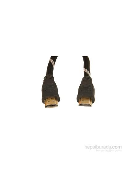Mobee HDMI to HDMI 1.5 Metre 1.4 3D Altın Uçlu Kablo