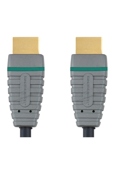 Bandridge BVL1203 3m Ethernet High Speed Altın Kaplama HDMI - HDMI Kablo