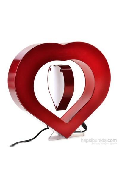 Led Işıklı Manyetik Kalp Çerçeve