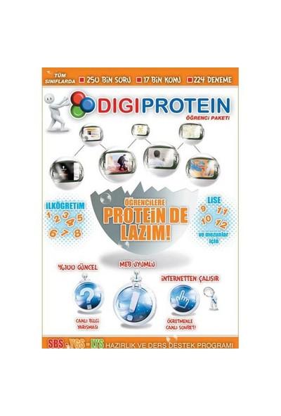DigiProtein Online Eğitim (SBS-YGS-LYS- Online Ders - Tek Sınıf)
