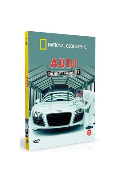 National Geographic: Ultimate Factories AUDI (National Geographic: Dev Fabrikalar AUDI)